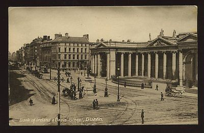 Ireland DUBLIN Bank of Ireland Dame St early PPC