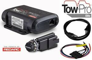 REDARC TOW PRO ELECTRIC EBRH-ACCV2 ELITE TRAILER BRAKE CONTROLLEr Wangara Wanneroo Area Preview