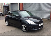 2011 61reg Suzuki Swift 1.2 SZ4 Sport 3dr DAMAGED REPAIRED