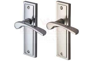 Satin Nickel Door Handles Ebay