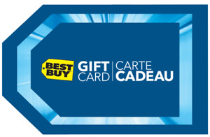 Buying Best Buy Gift cards / Store Credits