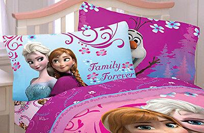 Disney Frozen Coronation Day Twin Size Sheet Set