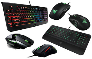 Gaming Mouse/Gaming Keyboard/Webcam/Headset