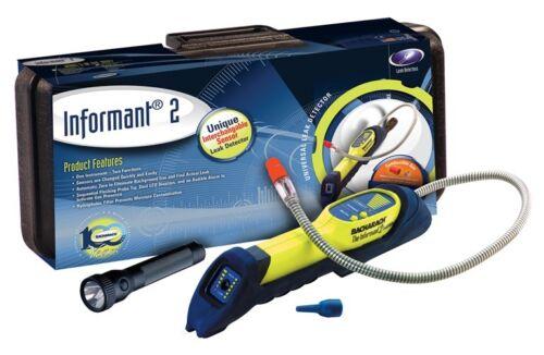 Bacharach 0019-8038 Informant 2 Dual Purpose Leak Detector Contractor Kit
