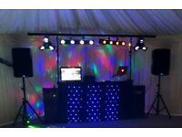 Full DJ Set Up