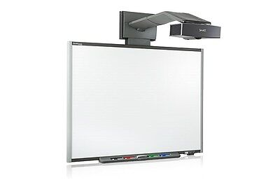Sb680 Smart Board Interactive White Board And Projector Uf55 Complete Warranty