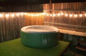 Coleman Lay Z Spa Inflatable Soft Tub