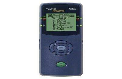 Fluke Nettool 10100 Inline Network Tester - 90 Day Warranty
