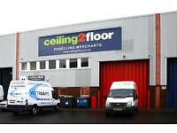 Delivery Driver/ warehouse / Sales for the central belt