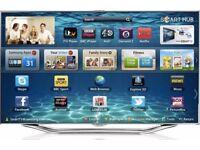 "Samsung 40"" LED LCD 3D TV"