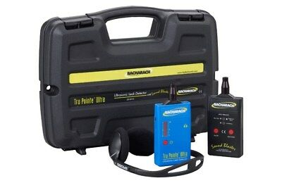 Bacharach 28-8010 Ultra Ultrasonic Leak Detector Kit With Headset Soundblaster