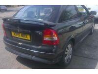 Vauxhall Astra O/S Rear Light (2001)