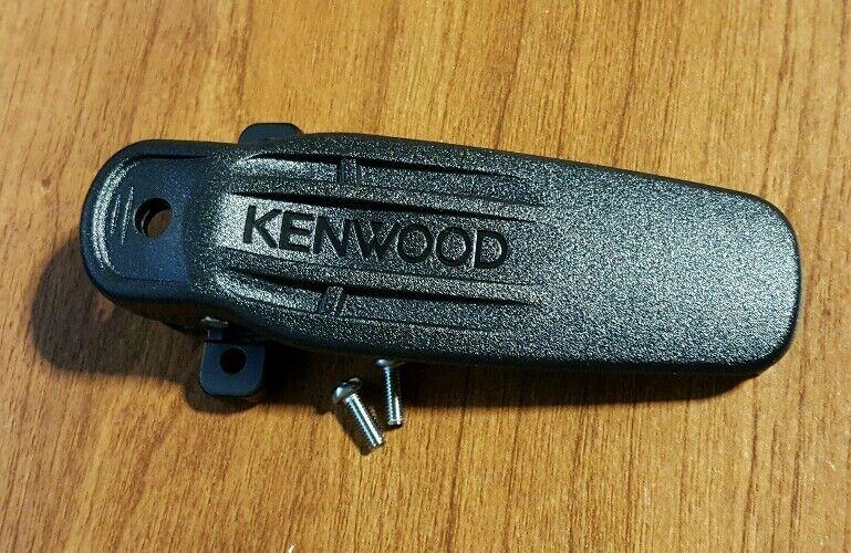 KENWOOD BELT CLIP #J29-0730 FOR NX-200, 300, 410 TK-5210G,5220,5310,5320,5410.