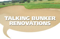 Better Billy Bunker Installation - CTC Golf and Turf