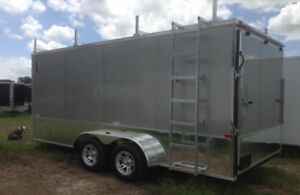 Looking to purchase an enclosed cargo trailer