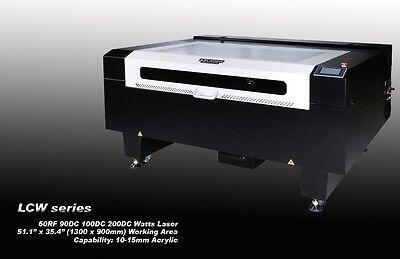 Cnc Laser Cutting Machine 51.1 X 35.4 1300 X 900mm