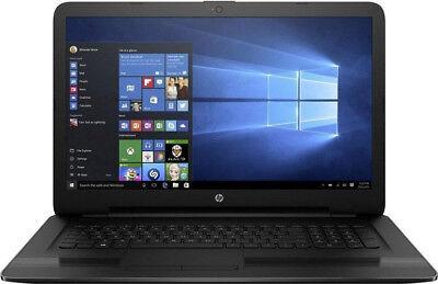 "HP 255 G6 15,6"" - AMD Laptop 4 GB RAM 1000 GB HDD - Win 10 Pro - Office 2018"