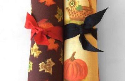 26 Autumn Fall Harvest pre cut Layer Cake 10