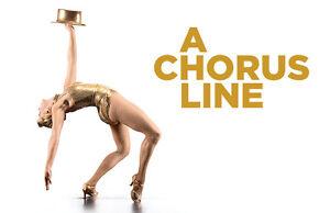 A Chorus Line Stratford, Ontario - Selling 3 Balcony Tickets