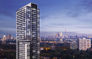 NEW CONDOS IN MISSISSAUGA AND THE GTA 5% DOWN PAYMENT ONLY !