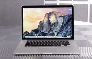 Mid 2015 MacBook Pro with Retina Display
