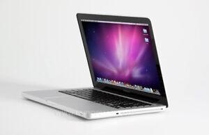 Mid 2012 Macbook Pro 13 - i5 2.5ghz, 4gb, 500gb, 90 day warranty