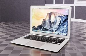 MACBOOK AIR 13'' i5 1.6 GHZ ,4GB, 128GB + Office Pro2016 & more