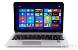 Portable HP Envy , i7 , 12 go de RAM  GPU : 2 GO