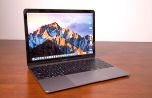 "Macbook 12"" Retina 2017 Seulement 1199$"