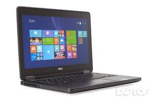 Laptop Dell Latitude Core i5 E5250 ………329 $ (Écran Tactile)