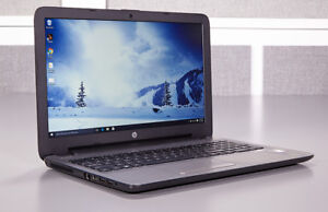 Laptop HP 4 Coeurs (Modèle 2017) +OFFICE 2013 INCLUS !!!!!!!!!!!
