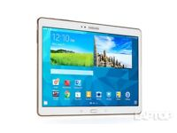 10.5 Inch Samsung Galaxy Tab S Android Tablet - Dazzling White