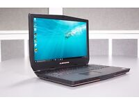 Alienware 17 R3 Top of the line gaming machine with warranty