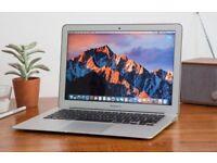 13.3' Apple MacBook Air 1.7Ghz Core i7 8gb Ram 250GB SSD Logic Pro X Ableton Final Cut Pro Adobe CC