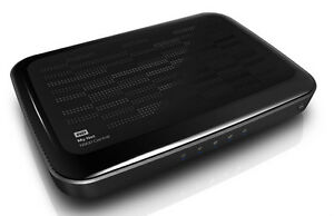 Western Digital My Net N900 Combo router and 2 TB storage