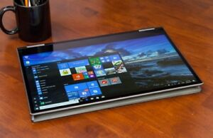 Yoga 720 15 inch Iron Grey with Nvidia card and leather sleeve