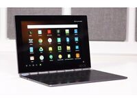 Lenovo Yoga Book with Android - Gunmetal Grey - brand new - still sealed in box