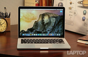 "13"" MacBook Pro with Retina display 16 GB RAM 256 SSD APP 2019"