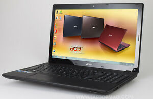 Mint Acer 5742 Core i5 6G Ram 120G SSD Win 10 Warranty Kitchener / Waterloo Kitchener Area image 1