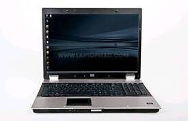 HP 2530P, INTEL CORE 2, 3GB RAM, 80GB HDD, FINGERPRINT