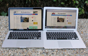 2x Macbook Pro - Purchased 2016 - Office Sale - -
