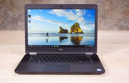 Dell Latitude e5470 Intel i5 processor