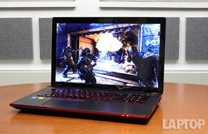 TOSHIBA Qosmio A75 Gaming Laptop - LOADED!!!