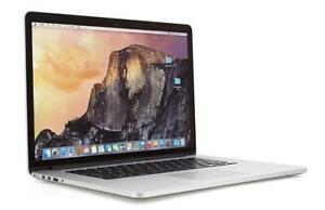 Macbook Pro 15 Retina 2015 Seulement 1450$