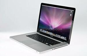 "Apple Macbook Pro 17"" - Core i7 Quad 2.40 GHz - 16 GHz - 480 GB SSD - 1920 x 1200 with HD Graphics 3000 384 MB"