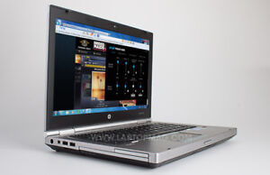 HP Elitebook with Core i7 processor & 4GB RAM on Special
