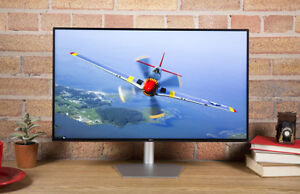"""Dell 24"""" Ultrathin Monitor Featuring CinemaColor for HDR-content"""