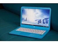14 Inch HP Laptop Blue