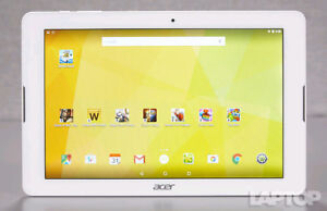 "10"" NEW TABLET Acer Iconia One 10/ 16GB/ 1GB RAM/ Wi-Fi/ Bluetoo"