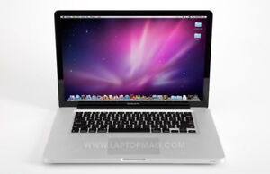 2011 Macbook PRO 15 INCH i7 8GB 750GB perfect for music and DJ
